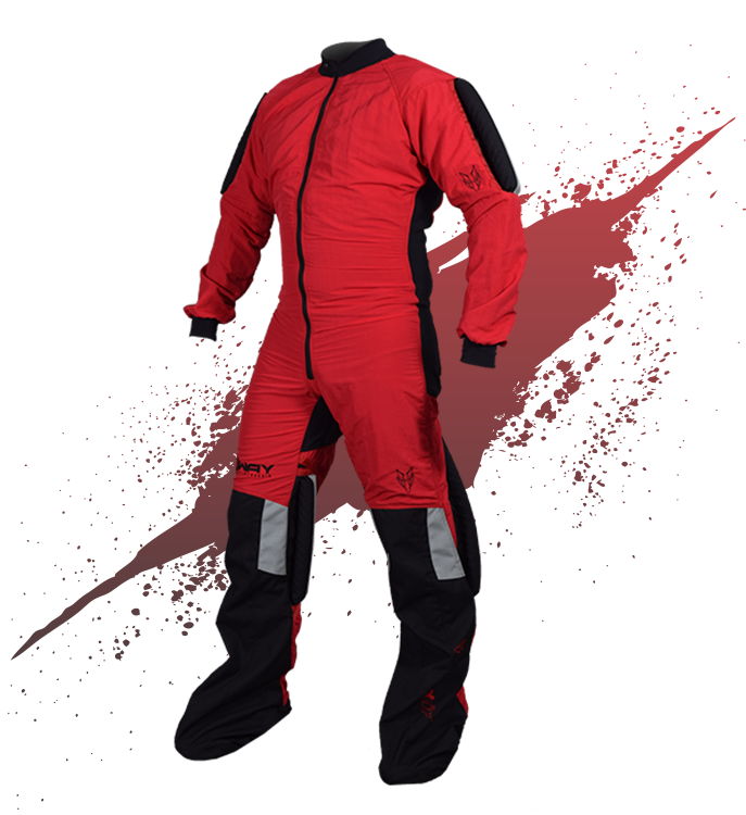 INTRUDAIR Skydive and BASE gear