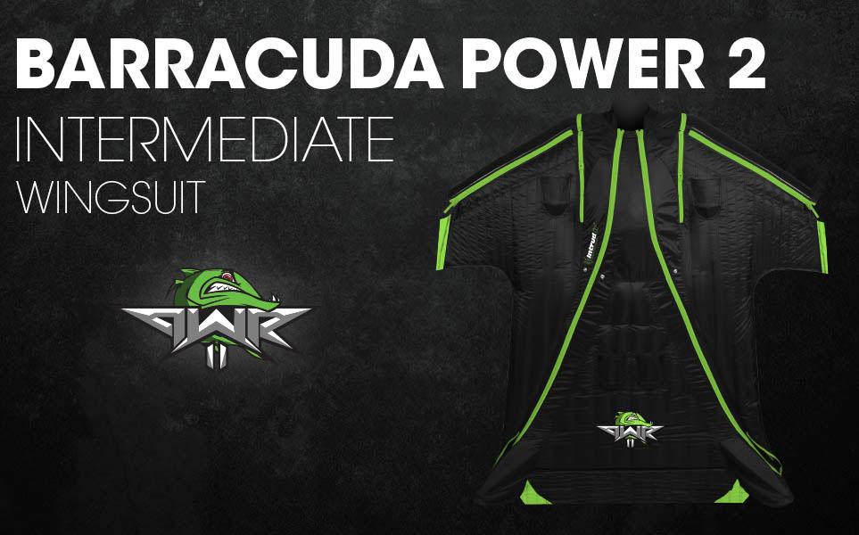 Intrudair Barracuda Power 2